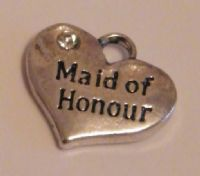 Personalised Maid Of Honour Christmas Tree Decorations - Elegance Style